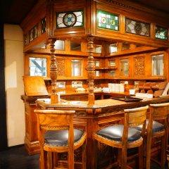 Отель Oyado Kotori no Tayori Хидзи гостиничный бар