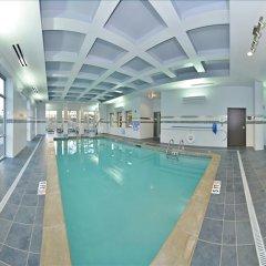 Отель Hampton Inn & Suites Columbia/Southeast-Fort Jackson бассейн фото 2