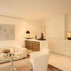 Апартаменты Vision Apartments Gerechtigkeitsgasse комната для гостей фото 3