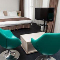 Отель Jala Бельгия, Льеж - отзывы, цены и фото номеров - забронировать отель Jala онлайн комната для гостей фото 4