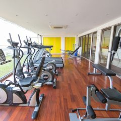 Thomson Hotel Huamark фитнесс-зал фото 2