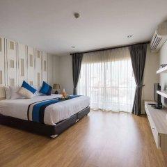 Отель Thonglor 21 Residence by Bliston Таиланд, Бангкок - отзывы, цены и фото номеров - забронировать отель Thonglor 21 Residence by Bliston онлайн комната для гостей фото 2