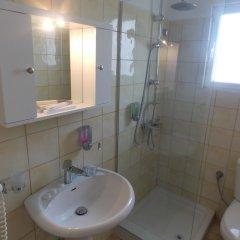 Отель Oskar Албания, Саранда - отзывы, цены и фото номеров - забронировать отель Oskar онлайн ванная