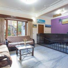 Отель Tulsi Непал, Покхара - отзывы, цены и фото номеров - забронировать отель Tulsi онлайн интерьер отеля фото 2