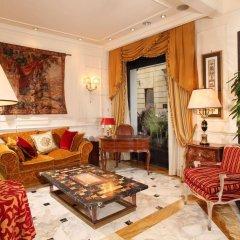 Hotel Condotti интерьер отеля
