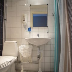 STF Gärdet Hotel & Hostel ванная фото 2