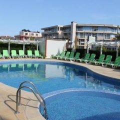 Отель Eden Болгария, Свети Влас - отзывы, цены и фото номеров - забронировать отель Eden онлайн бассейн фото 3