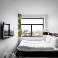 Отель Wakeup Aarhus Дания, Орхус - отзывы, цены и фото номеров - забронировать отель Wakeup Aarhus онлайн комната для гостей фото 4