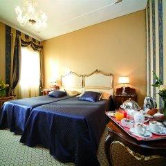 Отель Villa Igea Венеция в номере