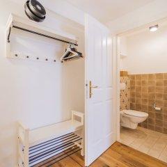 Отель Vienna Vintage Apartment Австрия, Вена - отзывы, цены и фото номеров - забронировать отель Vienna Vintage Apartment онлайн ванная фото 2