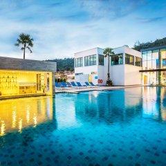 Отель BlueSotel Krabi Ao Nang Beach бассейн фото 2