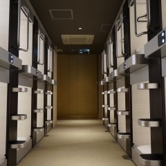 Tokyo Ekimae BAY HOTEL фитнесс-зал