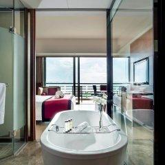 Отель Pullman Oceanview Sanya Bay Resort & Spa сауна