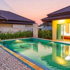Отель Unique Paradise Resort Таиланд, Бангламунг - отзывы, цены и фото номеров - забронировать отель Unique Paradise Resort онлайн бассейн