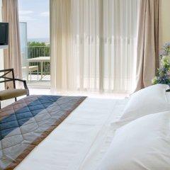 Отель Mercure Rimini Lungomare балкон