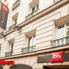 Отель ibis Paris Sacré Coeur Франция, Париж - отзывы, цены и фото номеров - забронировать отель ibis Paris Sacré Coeur онлайн вид на фасад