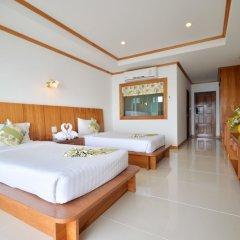 Отель Tri Trang Beach Resort by Diva Management комната для гостей фото 12