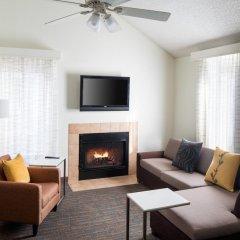 Отель Residence Inn By Marriott Long Beach США, Лонг-Бич - отзывы, цены и фото номеров - забронировать отель Residence Inn By Marriott Long Beach онлайн комната для гостей фото 4
