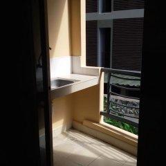 Отель Rattakit Mansion Паттайя балкон