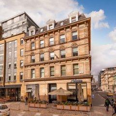Отель Glasgow City Flats городской автобус