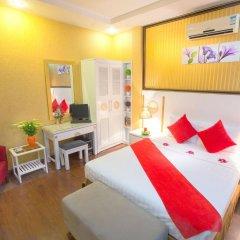 Hanoi Amanda Hotel комната для гостей фото 4