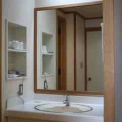 Отель Japanese Auberge Plaza Ryokufu Natural Hot Spring ванная