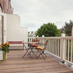 Отель Museum Suites Нидерланды, Амстердам - отзывы, цены и фото номеров - забронировать отель Museum Suites онлайн балкон