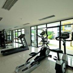 Отель Areca Resort & Spa фитнесс-зал