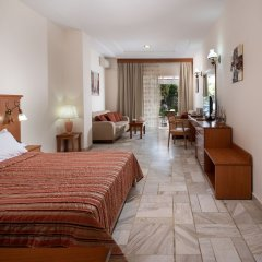 Porfi Beach Hotel комната для гостей