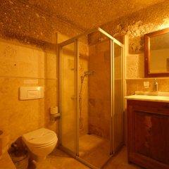 Travellers Cave Hotel Турция, Гёреме - отзывы, цены и фото номеров - забронировать отель Travellers Cave Hotel онлайн ванная фото 2