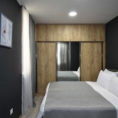 Апартаменты Gallery Apartments B комната для гостей фото 2