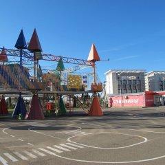 Апартаменты Apartment on Bulvar Nadezhd 6-2-106 Сочи парковка