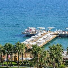 Bellis Deluxe Hotel Турция, Белек - 10 отзывов об отеле, цены и фото номеров - забронировать отель Bellis Deluxe Hotel онлайн приотельная территория