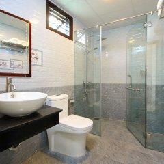 Отель Hoi An Estuary Villa Вьетнам, Хойан - отзывы, цены и фото номеров - забронировать отель Hoi An Estuary Villa онлайн ванная