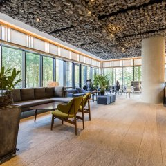 Отель Sotetsu Hotels The Splaisir Seoul Myeong-Dong интерьер отеля