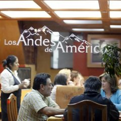 Отель Best Western Los Andes de América спа