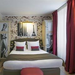 Отель Best Western Au Trocadero Франция, Париж - 1 отзыв об отеле, цены и фото номеров - забронировать отель Best Western Au Trocadero онлайн комната для гостей фото 2