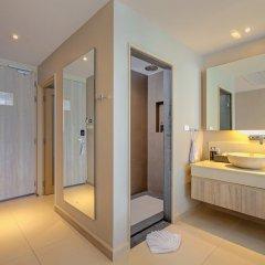 Отель Cape Sienna Gourmet Hotel & Villas Таиланд, Камала Бич - 4 отзыва об отеле, цены и фото номеров - забронировать отель Cape Sienna Gourmet Hotel & Villas онлайн комната для гостей фото 4