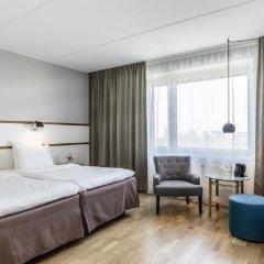 Отель Park Inn by Radisson Stockholm Solna Швеция, Солна - отзывы, цены и фото номеров - забронировать отель Park Inn by Radisson Stockholm Solna онлайн комната для гостей фото 2
