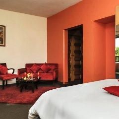 ibis Marrakech Palmeraie Hotel комната для гостей фото 4