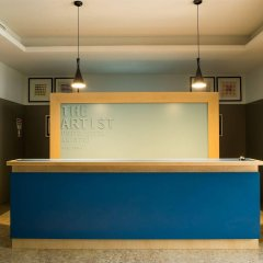 The Artist Porto Hotel & Bistro интерьер отеля фото 2