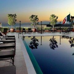 Отель JW Marriott Hotel Mexico City Мексика, Мехико - отзывы, цены и фото номеров - забронировать отель JW Marriott Hotel Mexico City онлайн бассейн фото 3