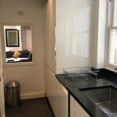 Апартаменты Hans road Apartment Лондон в номере