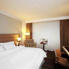 Гостиница Шератон Палас Москва 5* Стандартный номер с различными типами кроватей фото 21