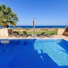 Отель Villa Greco Mare бассейн