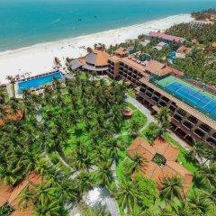 Отель Seahorse Resort & Spa пляж