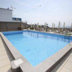 Hotel Oceanis Kavala бассейн фото 2