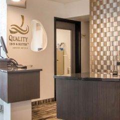Отель Quality Inn and Suites North/Polaris США, Колумбус - отзывы, цены и фото номеров - забронировать отель Quality Inn and Suites North/Polaris онлайн спа