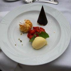 Hotel Gantkofel Терлано питание