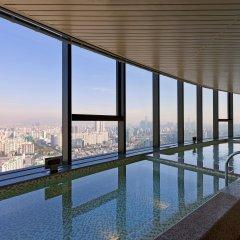 Отель Sheraton Seoul D Cube City Hotel Южная Корея, Сеул - отзывы, цены и фото номеров - забронировать отель Sheraton Seoul D Cube City Hotel онлайн балкон